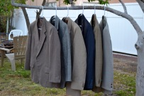 "Plenty of sport coats for some ""Fat Guy in a Little Coat"" action"